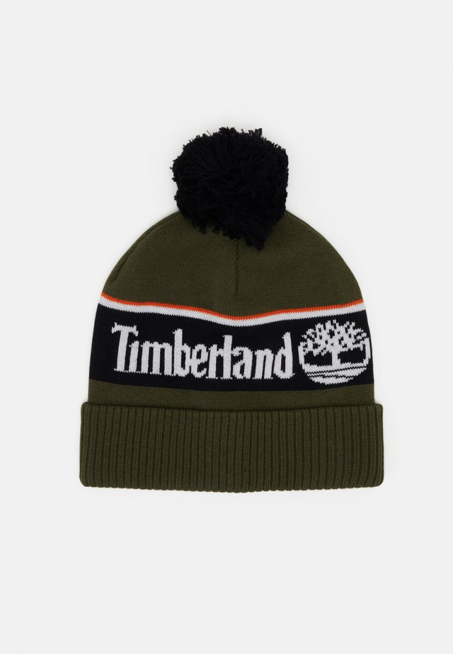 PULL ON HAT UNISEX - Beanie - khaki