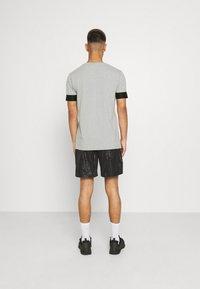 Glorious Gangsta - ESTEN TEE - T-shirt con stampa - grey marl - 2