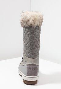 Helly Hansen - GARIBALDI - Vinterstøvler - light grey/alloy/nimbu - 3