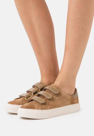 ARCADE STRAPS - Trainers - camel