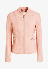 Guess - A$AP ROCKY - Faux leather jacket - rose - 3
