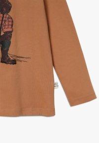 Mainio - MOOSE SHIRT - Long sleeved top - sandstorm - 3