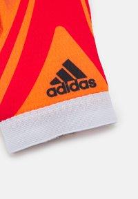 adidas Performance - UNISEX - Maalivahdin hanskat - solar red/black/red/white - 2