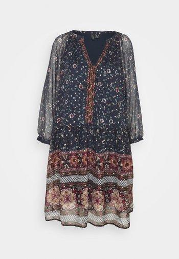 VMBOHEMEA SHORT DRESS - Sukienka letnia - night sky