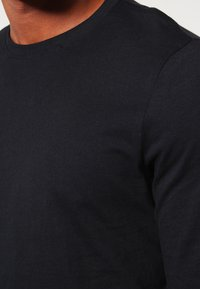YOURTURN - 3 PACK - T-shirt à manches longues - black - 4