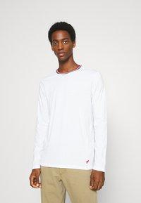 Pier One - Långärmad tröja - white - 0