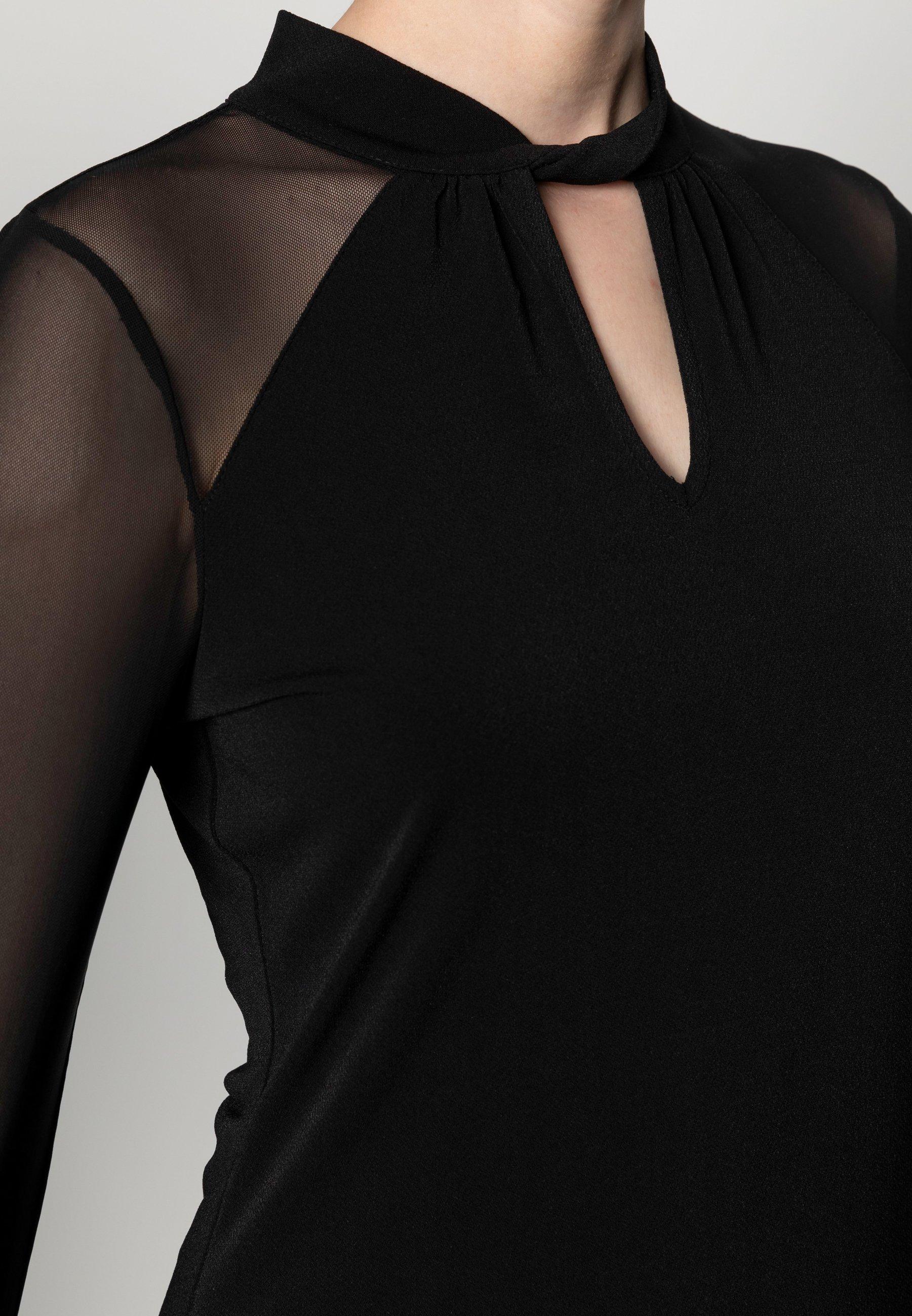 Women RUBY TWIST NECK KEY HOLE - Long sleeved top