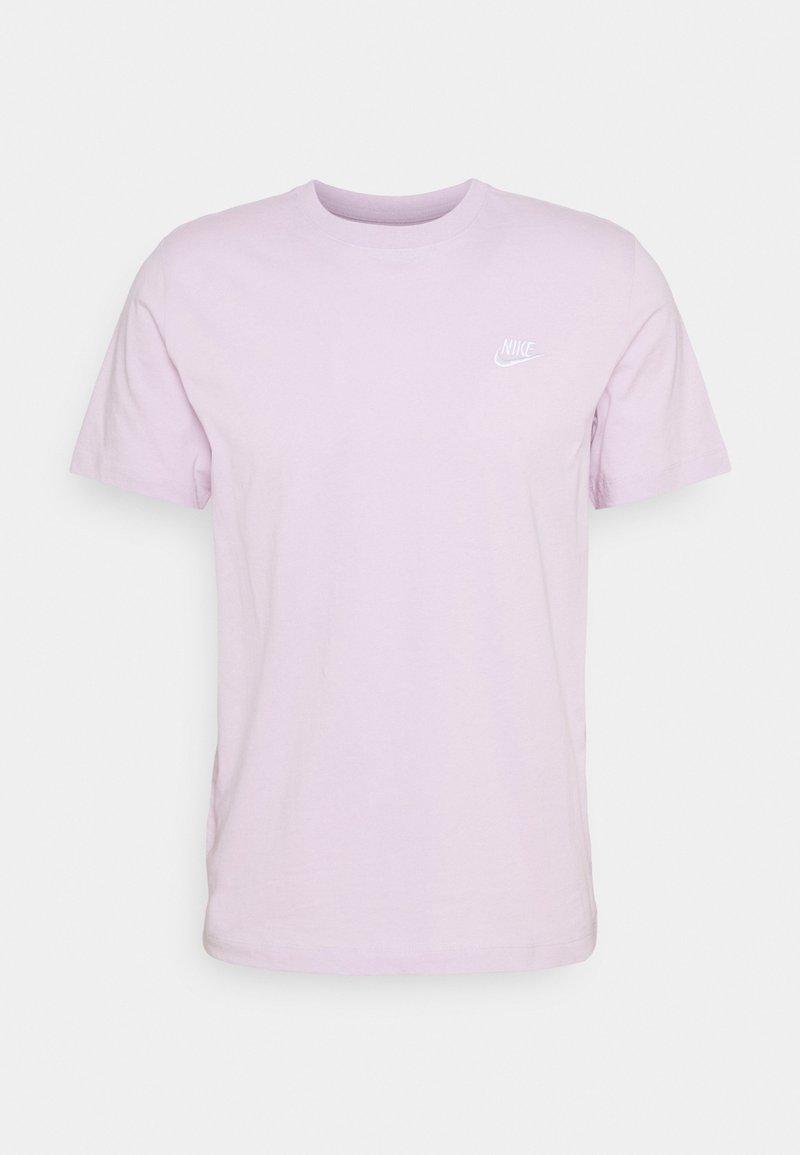 Nike Sportswear - CLUB TEE - T-shirt - bas - iced lilac/white
