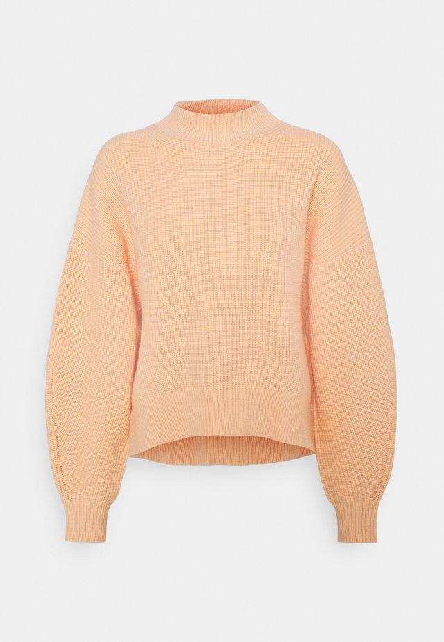 LILIAN JUMPER - Sweter - apricot