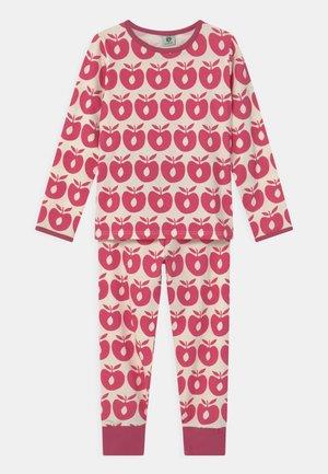 APPLE UNISEX - Pyjama - carmine