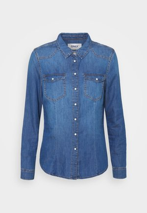 ONLROCK LIFE - Košile - medium blue denim