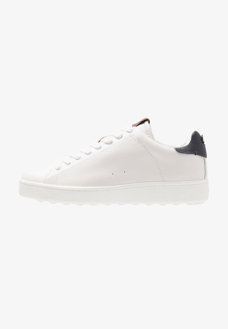 Coach - C101 - Baskets basses - white/navy