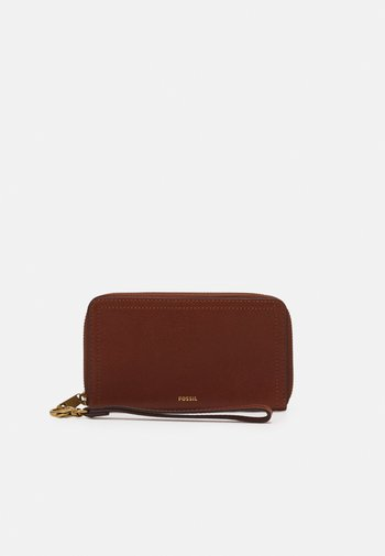 LOGAN - Wallet - brown