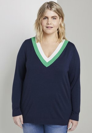 MY TRUE ME  - Pullover - real navy blue
