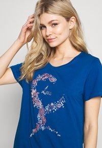 Triumph - CAPRI SET - Pyjamas - lagoon blue - 3