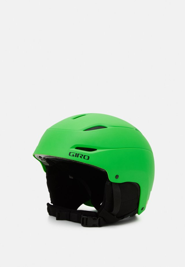 RATIO - Kask - matte bright green
