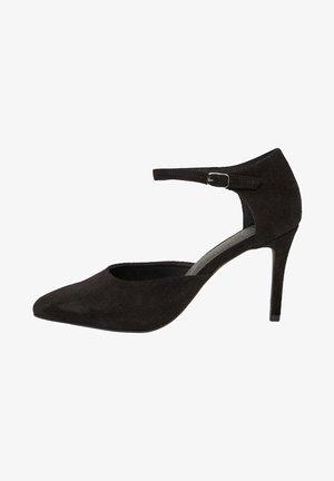 BIACAIT ANKLE STRAP - Høye hæler - black