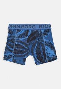 Björn Borg - LEAFY SAMMY 7 PACK - Underkläder - federal blue - 2