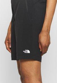 The North Face - SPEEDLIGHT - Shorts outdoor - tnf black/tnf white - 3