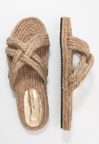 Copenhagen Shoes - ALFIE - Mules - beige nature - 3