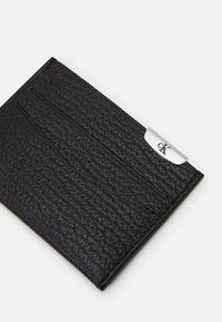 Calvin Klein Jeans - CARDCASE - Wallet - black - 4
