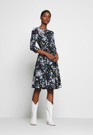 ORIENTAL - Sukienka z dżerseju - black