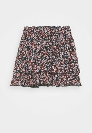 NKFKIMMIE SKIRT - Mini skirt - darkest spruce