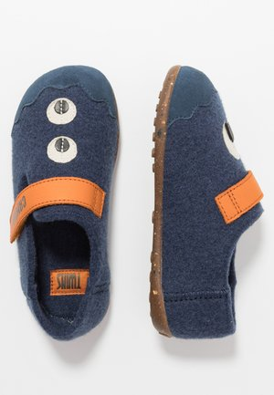 KIDS - Slippers - navy