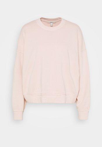FLOW - Sweatshirt - nude