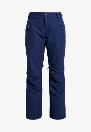 Snow pants - medieval blue
