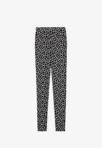 Tezenis - Leggings - Trousers - nero st.little giraffe - 4