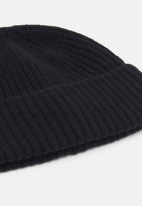 Pier One - SHORT BEANIE  - Čepice - black