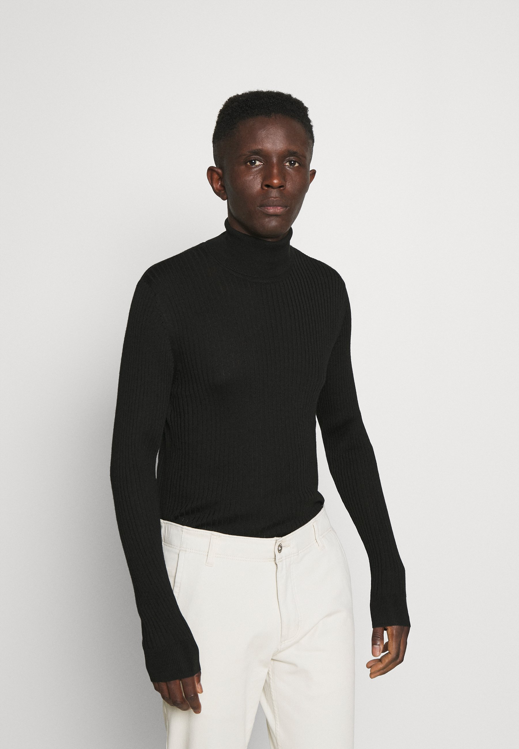 Homme KARLO RIB KNIT - Pullover