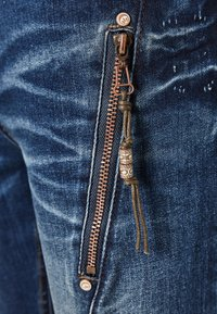 Cream - BIBIANA - Jeans Skinny Fit - rich blue denim - 5