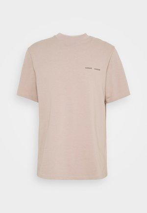 NORSBRO - T-shirt med print - bark