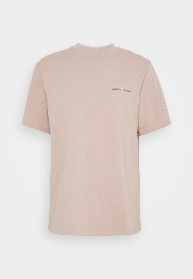 NORSBRO - T-shirt print - bark