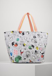 Codello - CODELLO X PEANUTS - Shopping Bag - grey - 0