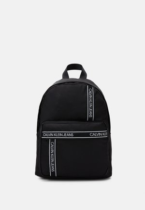 INSTITUTIONAL LOGO BACKPACK - Zaino - black