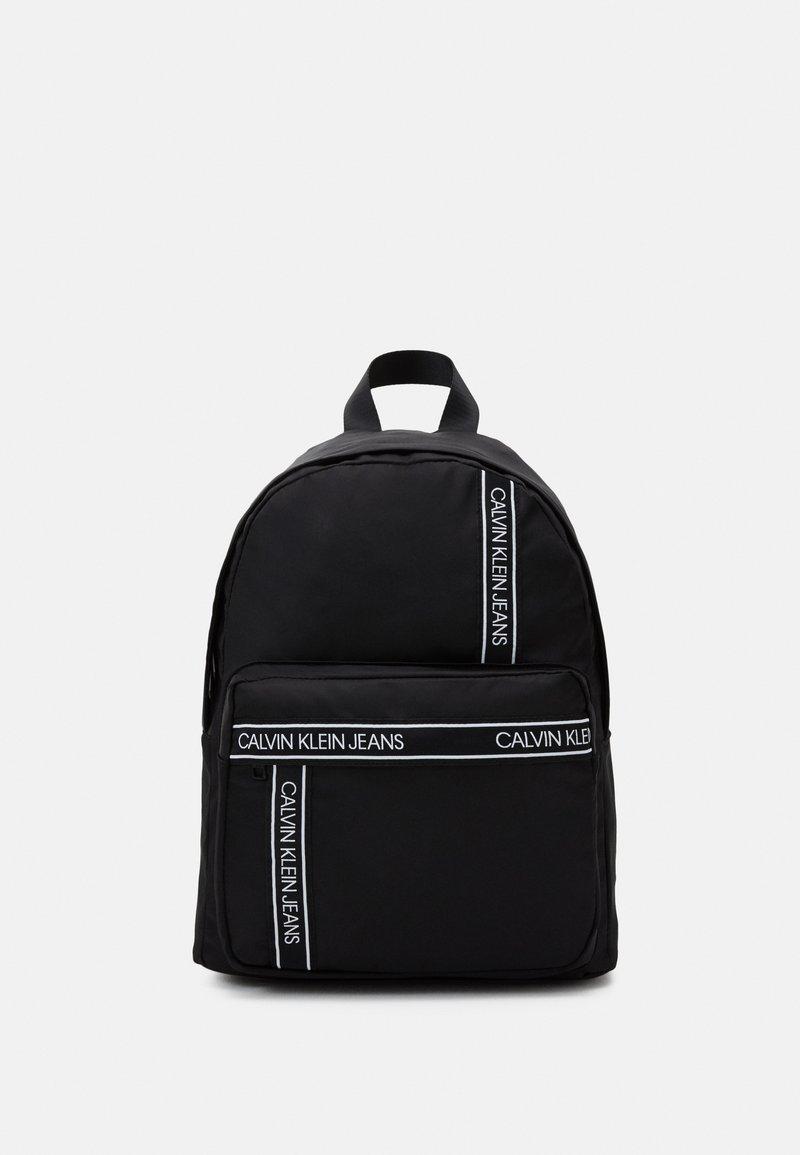 Calvin Klein Jeans - INSTITUTIONAL LOGO BACKPACK - Zaino - black