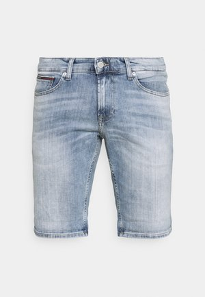 SCANTON SLIM  - Denim shorts - hampton
