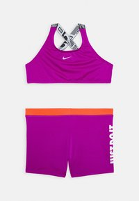 Nike Performance - CROSSBACK SPORT SET - Bikini - vivid purple - 0