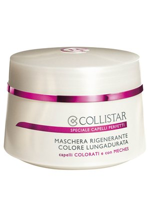 REGENERATING LONG-LASTING COLOUR MASK - Haarmasker - -