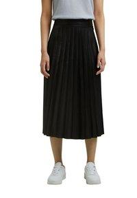 Esprit Collection - Jupe plissée - black - 4