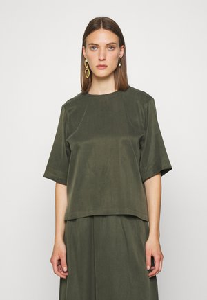 DIEDRA - Bluse - grün