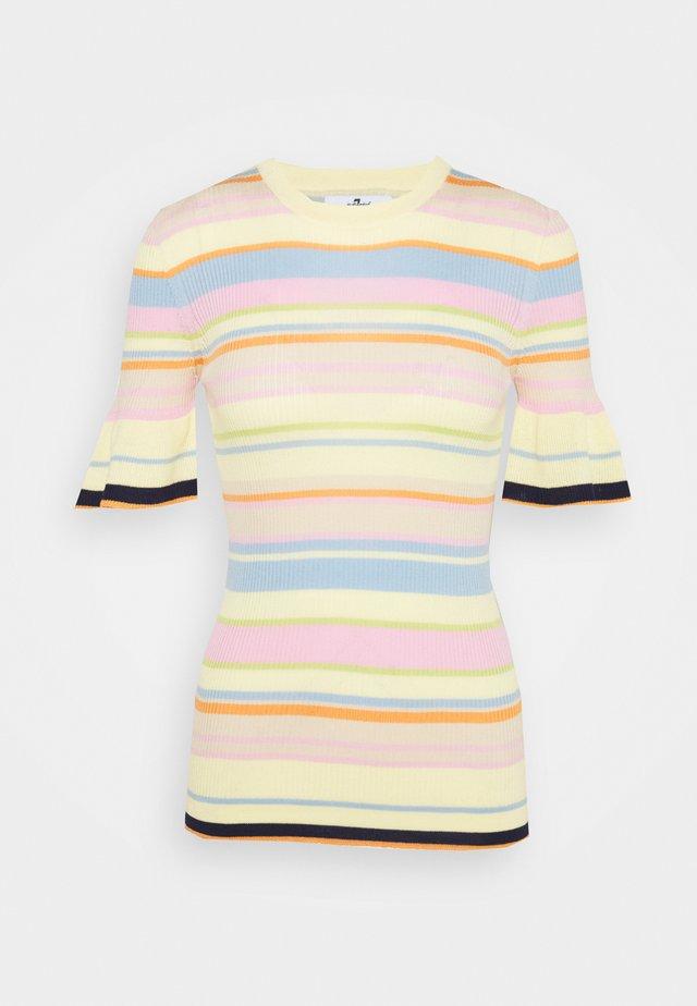 STRIPED - T-shirts print - multicolour