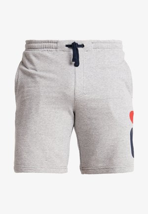 ROBERT - Sports shorts - light grey melange