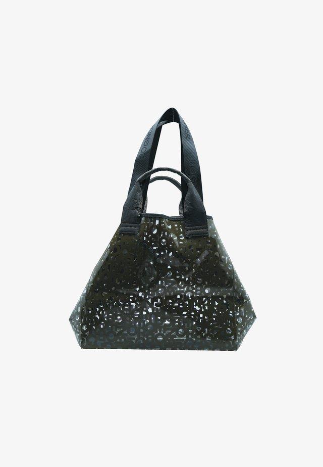 WENGEN ZAHA  - Shopping bag - khaki