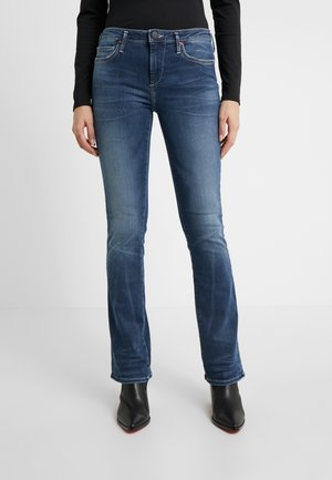 NEW HALLE - Jeans Skinny Fit - deep blue