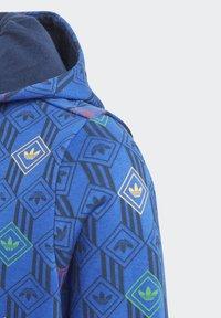 adidas Originals - HOODIE - Hoodie - blue - 3