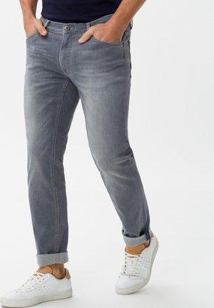 CHUCK - Jean slim - light grey used